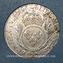 Münzen Louis XIV (1643-1715). 1/2 écu aux palmes. Réformation