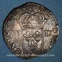 Münzen Louis XIV (1643-1715). 1/4 d'écu 1644MA. Marseille