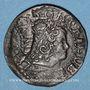 Münzen Louis XIV (1643-1715). Comté de Barcelone. Sizain 1645. Barcelone