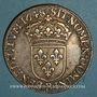 Münzen Louis XIV (1643-1715). Ecu à la mèche longue 1648 B. Rouen
