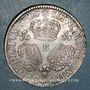 Münzen Louis XIV (1643-1715). Ecu aux 3 couronnes 1709B. Rouen