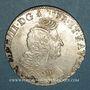 Münzen Louis XIV (1643-1715). Ecu aux insignes. Réformation