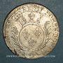 Münzen Louis XIV (1643-1715). Ecu aux palmes. Réformation