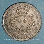 Münzen Louis XV (1715-1774). 1/10 d'écu à la vieille tête 1773 I. Limoges