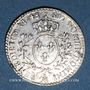 Münzen Louis XV (1715-1774). 1/10 écu au bandeau 1748AA. Metz