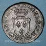 Münzen Louis XV (1715-1774). 1/2 sol d'Aix 1770&