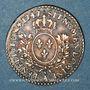 Münzen Louis XV (1715-1774). 1/20 écu au bandeau 1747A. 2e semestre