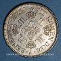 Münzen Louis XV (1715-1774). Ecu aux 8 L 1724A