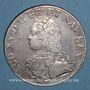 Münzen Louis XV (1715-1774). Ecu aux lauriers 1734W. Lille