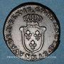 Münzen Louis XV (1715-1774). Sol d'Aix 1769& Aix