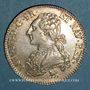Münzen Louis XVI (1774-1793). 1/2 écu aux lauriers 1792 A. 1er semestre