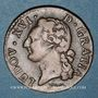 Münzen Louis XVI (1774-1793). 1/2 sol 1778&. Aix