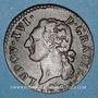 Münzen Louis XVI (1774-1793). 1/2 sol 1779&. Aix. 1er sem.