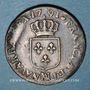 Münzen Louis XVI (1774-1793). 1/2 sol 1791MA. Marseille