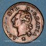 Münzen Louis XVI (1774-1793). Liard 1782&. Aix. Etoile