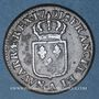 Münzen Louis XVI (1774-1793). Sol 1791A. Léopard. 2e semestre