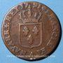 Münzen Louis XVI (1774-1793). Sol 1791A.