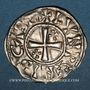 Münzen Philippe I (1060-1108). Denier, 1er type, Château-Landon