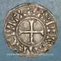 Münzen Philippe I (1060-1108). Denier, 2e type. Orléans