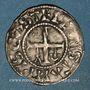 Münzen Philippe I (1060-1108). Etampes. Denier