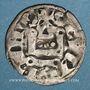 Münzen Philippe II (1180-1223). Denier. Saint-Martin de Tours