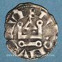Münzen Philippe II (1180-1223).  Denier. Tours