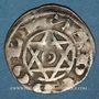 Münzen Philippe II (1180-1223) - Frappe hors du domaine royal. Denier. Déols