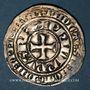 Münzen Philippe IV le Bel (1285-1314). Gros tournois à l'O long (1290-95).