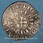 Münzen Philippe IV le Bel (1285-1314). Maille tierce à l'O rond