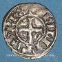 Münzen Philippe IV le Bel (1285-1314). Obole tournois à l'O long (1290-1295)
