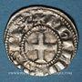 Münzen Philippe IV le Bel (1285-1314). Obole tournois à l'O rond