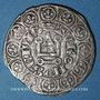 Münzen Philippe VI (1328-1350). Gros à la queue