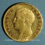 Münzen 1er empire (1804-1814). 40 francs, date grégorienne, 1806A. 900 /1000. 12,90 gr