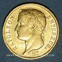 Münzen 1er empire (1804-1814). 40 francs tête laurée, EMPIRE 1810W, Lille. 900 /1000. 12,90 gr