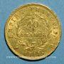 Münzen 1er empire (1804-1814). 40 francs tête laurée, EMPIRE, 1811A. 900 /1000. 12,90 gr