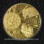 Münzen 5e république (1959- ). 5 euro 2013. 850 ans Notre Dame de Paris. (PTL 999,9‰. 0,5 g)