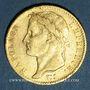 Münzen Cent-Jours (20 mars - 22 juin 1815). 20 francs 1815A. 900 /1000. 6,45 gr