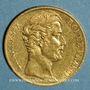 Münzen Charles X (1824-1830). 20 francs 1827 A. (PTL 900‰. 6,45 g)
