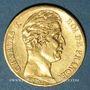 Münzen Charles X (1824-1830). 20 francs 1828A. 900 /1000. 6,45 g