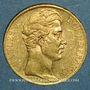 Münzen Charles X (1824-1830). 20 francs 1828A. (PTL 900 /1000. 6,45 g)