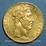 Münzen Charles X (1824-1830). 20 francs 1830A (900 /1000. 6,45 g)