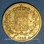 Münzen Charles X (1824-1830). 20 francs 1830A. 900 /1000. 6,45 gr