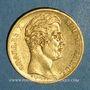 Münzen Charles X (1824-1830). 20 francs 1830A. (PTL 900‰. 6,45 g)