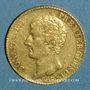 Münzen Consulat (1799-1804). 20 francs an 12A. (PTL 900 /1000. 6,45 gr)