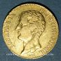 Münzen Consulat (1799-1804). 20 francs an XIA. 900 /1000. 6,45 g