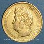 Münzen Louis Philippe (1830-1848). 40 francs 1833A. (PTL 900‰. 12,90 g)