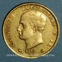 Münzen Royaume d'Italie. Napoléon I (1805-1814). 40 lires 1812M. Milan. (PTL 900‰. 12,90 g)