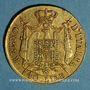 Münzen Royaume d'Italie. Napoléon I (1805-1814). 40 lires 1er type 1808 M. Milan. (PTL 900‰. 12,90 g)