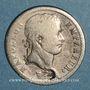 Münzen 1er empire (1804-1814). 1/2 franc EMPIRE 1812Q Perpignan