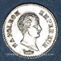 Münzen 1er empire (1804-1814). 1/4 franc, tête nue, an 13 A